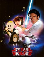 Canadian Star Wars by mapacheanepicstory