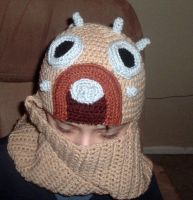 Star Wars Tusken Raider hat by Nanettew9