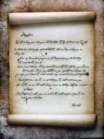 The Last Love Letter by isilien