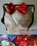 Matt Smith Doctor Who Baby Cosplay Diaper Cover by DarlingArmy