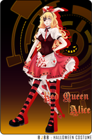 BJBB: Red Queen Alice by Kuro-Q