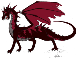 TLOC Attor Drawing Contest (~Feanor-The-Dragon) by Feanor-the-Dragon