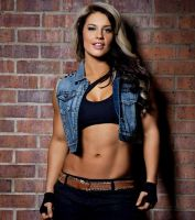 Kaitlyn Tough Girl 2 by TheSm00thCriminal