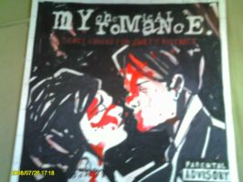 MCR Three Cheers for Sweet Revenge Album by MrJuniorer