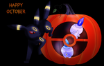 Pokemon Halloween by xxxDorkusMaximusxxx