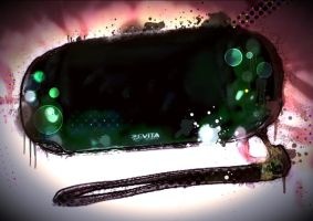 PS VITA ART by Synergy14