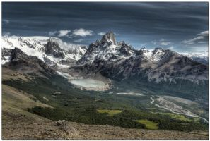 Fitz Roy VII by kiebitz