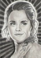 Hermione - ACEO by Sofera