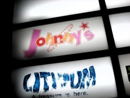 Johnnys Official S in Harajuku by pgChan