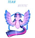 MLP:-Team mystic- by Clefficia