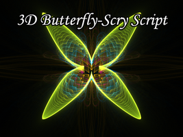 3D Butterfly-Scry Script by Fractal-Resources