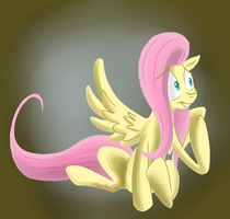 + Fluttershy + by faster-by-choice
