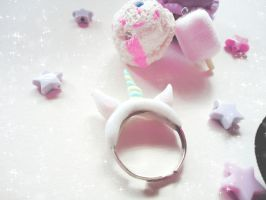 Magical Unicorn Ring by societyisfucked