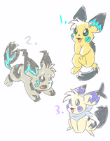 Rays Babies by Thiefing
