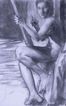 Figure Drawing by magewish4