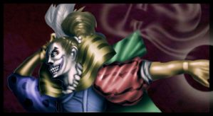 Kefka by Thecosmicgoose