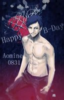 Happy B-day! by Amal-Amaru