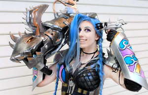 Mercenary Jinx by CauldronOfMischief