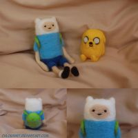 Finn the Human by ChloeNArt