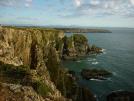 Anglesey coast by lmsgblh