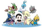 commission team omega ruby by fer-gon
