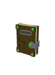 Tome of Secrets - Untextured by ProfessorVermo