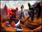 Chaser Vs. Ray Fox by ChaserTech