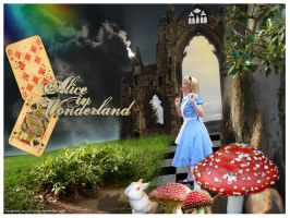 Alice In Wonderland by koukla-loves