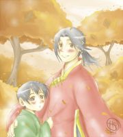 APH: china and japan by AlaisL