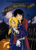 Happy Halloween 2005 by RizyuKaizen