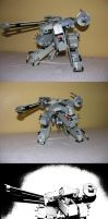 Lego Metal Gear by Pvt-Snowball