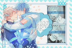 Out - Noiz/Aoba. by DolphinHaru
