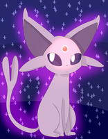 Espeon by sp19047