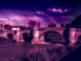 Bridge to Dream Town by Booler