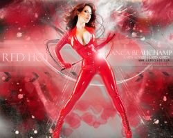 Red Hot by UniqueOneDesigns