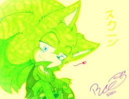 :Scourge: A Humble Smile by LoaS-ScourgeTH