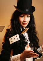 Zatanna DC comics by KaitoEinsam