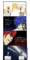 Death Note Comic by darksen