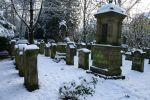 Winter cemetery stock 11 by Malleni-Stock