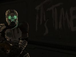 Dead Space Trooper by lord1z