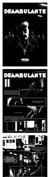 Deambulante - Comic by darknez