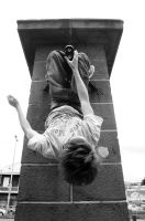 Photo Project - Parkour 01 - Head down! by TiRiSh
