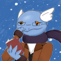 SS: Tragar - Miles The Wartortle by PizzaPotatoNBacon