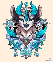 [Tattoo style commissions] Anloar by Shalinka