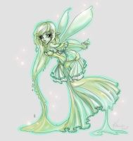 Absinthe Fairy by NoFlutter