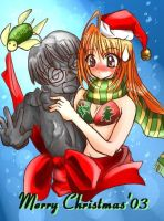 -All I Want For X'mas is U- by tianimation