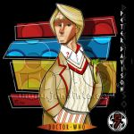 The Fifth Doctor by jonpinto
