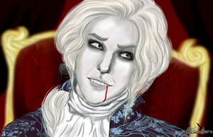 The Vampire Lestat by mysteriousharu