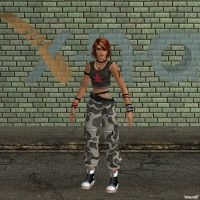 XNA Joanna Dark - Bounty Hunter by X-N-A
