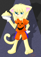 This is my halloween picture by AmyRose507
